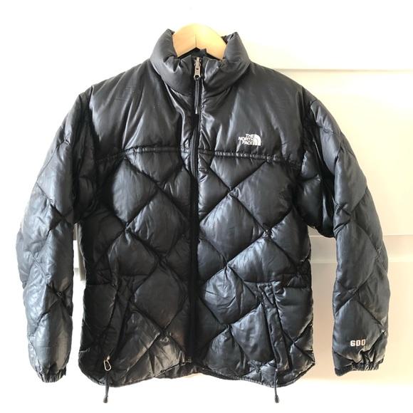 Kids  North Face Puffer Coat Goose Down 600 fill. M 5c3ce3b2aaa5b8c468533aaf 000b10409